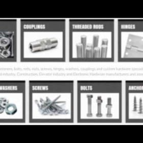 Industrial Fasteners & Custom Hardware Distributors New York NY | EK Fastener, Inc