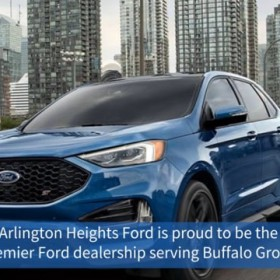 Reputable Car Dealer In Buffalo Grove, IL - Arlington Heights Ford