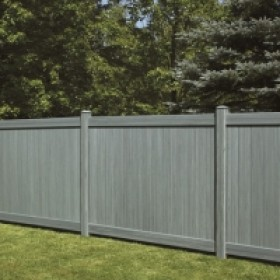 PVC Fence For Homeowners
