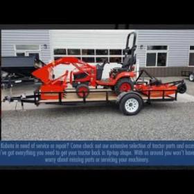Kubota Tractor Dealers in Bellingham