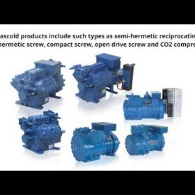 Full Line of Frascold Brand Compressor & Products