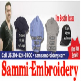Order Your Embroidered T-shirts online