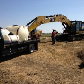 Construction Heavy Equipment Cleaning