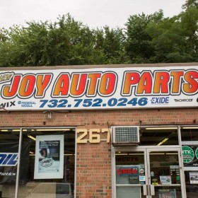 Auto Parts Store New Jersey