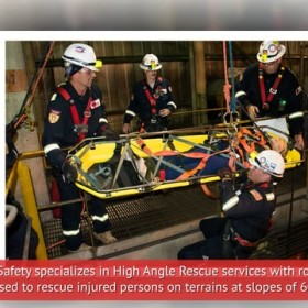 High Angle Rescue - coderedsafety.com