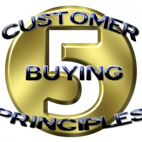 5 Customer Buying Principles - Self Paced Online Training