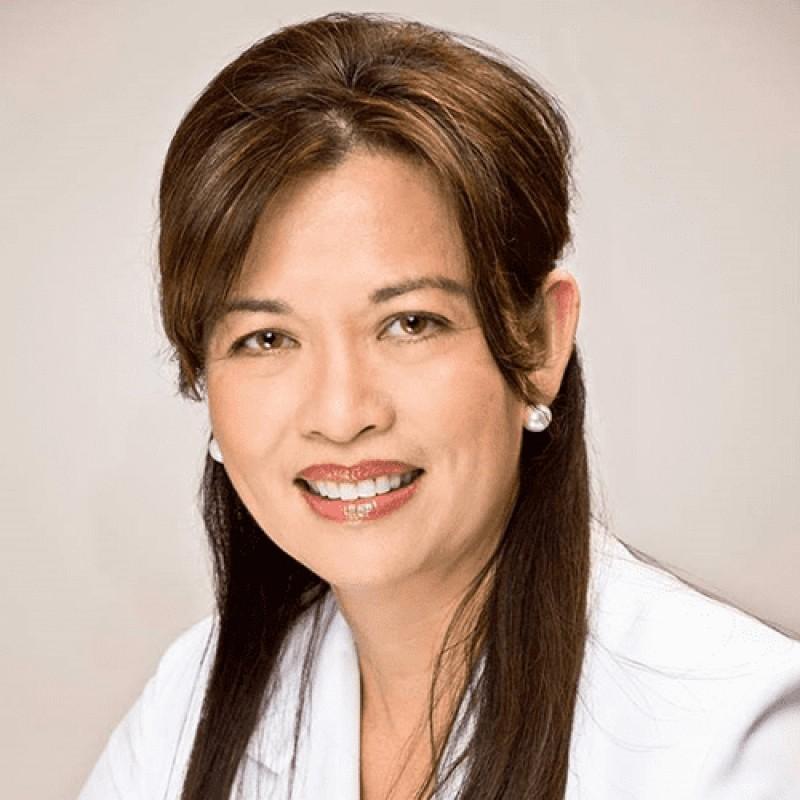 About Pamela Ramos Rama, M.D., F.A.C.C.