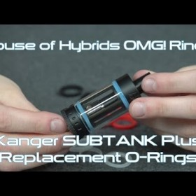 House of Hybrids Subtank Plus Replacement O Rings