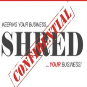 Shred Confidential's Secure & Affordable Hard Drive Destruction Service!