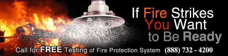 Top Fire Sprinkler Contractor in Los Angeles, CA