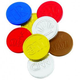 Make A Sweet Impression With Personalized Chocolate Coins