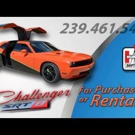 Challenger SRT8 Limousine (239-461-5466)
