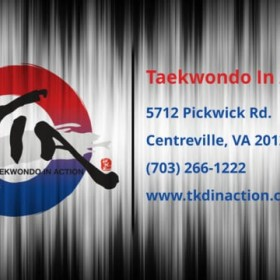 Martial Arts School in Centreville & Fairfax