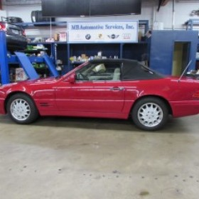 Mercedes Repair, Maintenance and Service in The Rockville, MD