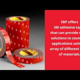 3M Adhesive Tapes By SRPCo