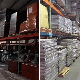 Storage & Office Warehousing