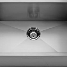 Zero Radius Kitchen Sinks