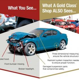 Gold Class Auto Body Repair Shop