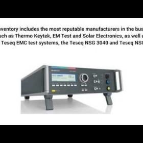 Specialists in EMC Test Equipment Rentals