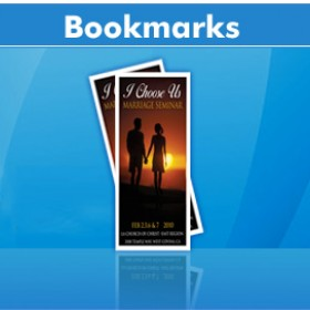 Promotional Bookmark Printing Services in Irvine CA