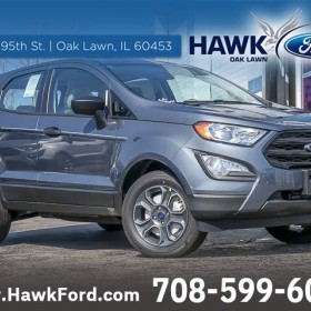 Get Best Offer on New 2019 Ford Ecosport S
