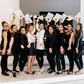 Lash Extension Training in Australia