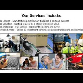 Full-Service Professional Business Intermediary Firm