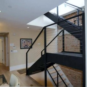 Affordable Indoor Stair Railings for Safety in Baltimore MD