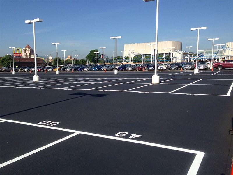 Striping & Pavement Markings Richmond, VA
