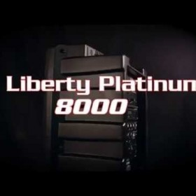 Professional Portable Sound System 'Liberty Platinum' by Anchor Audio, Inc.