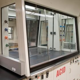 Laboratory Fume Hoods Tops