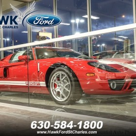 Hawk Ford of St Charles Offer All New Ford GT