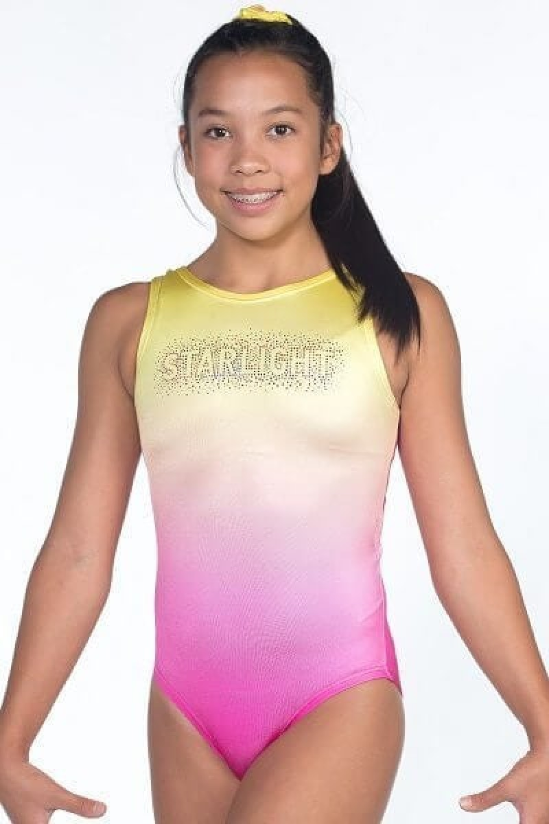 Choose custom logo leotards