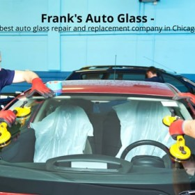 The Best Auto Glass Repair And Replacement Company In Chicago, IL.