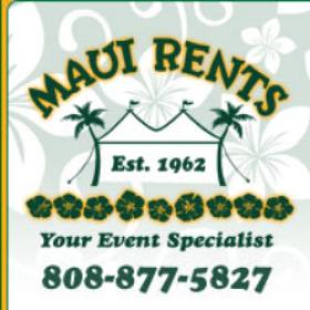 Best Tent Rental Company in Maui, HI