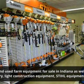 Leading Farm Equipment Dealer in Indiana