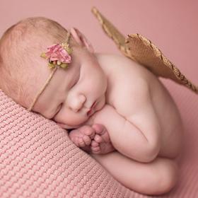 Newborn photography with Mandy Clark