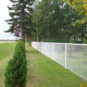 Chain Link Fence For Homeowners