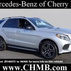 Great Deal On Mercedes Benz GLE For Sale In Philadelphia
