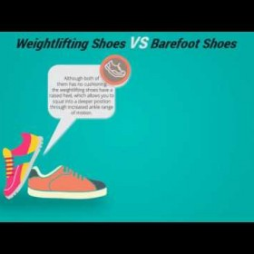 The Advantages of Weightlifting Shoes by Otomix