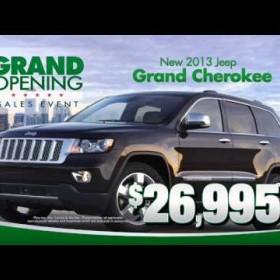 Hawk CDJ - Grand Opening - Hawk Chrysler Dodge Jeep In Forest Park