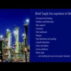 Full-Service Metal & Stainless Steel Fabricator