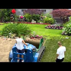 Landscaping Installation Services in Charlotte