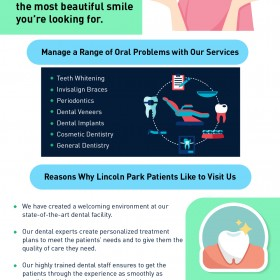 Cosmetic Dentist in Lincoln Park at Art of Modern Dentistry