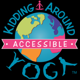 Accessible Online Kidding Around Yoga
