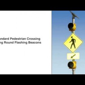 Traffic Warning Systems With Emphasis On Pedestrian Safety