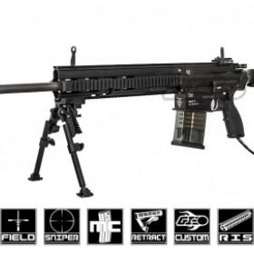 Airsoft GI Custom 417 Deadshot HPA Airsoft Gun
