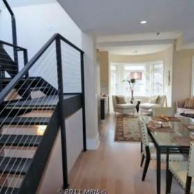 Best Metal Stair Railing in Frederick MD