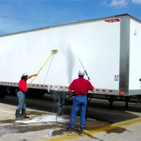 Truck Washing Services in Dallas, TX