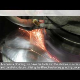 Blanchard Grinding Services Offered by a Top Minnesota Grinding Company